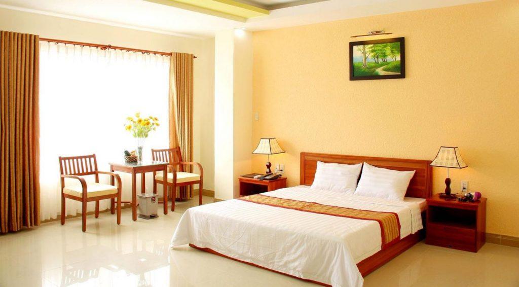khách sạn nằm ở đường nguyễn văn trỗi đà lạt