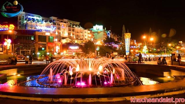 những khách sạn nằm gần chợ Đà Lạt