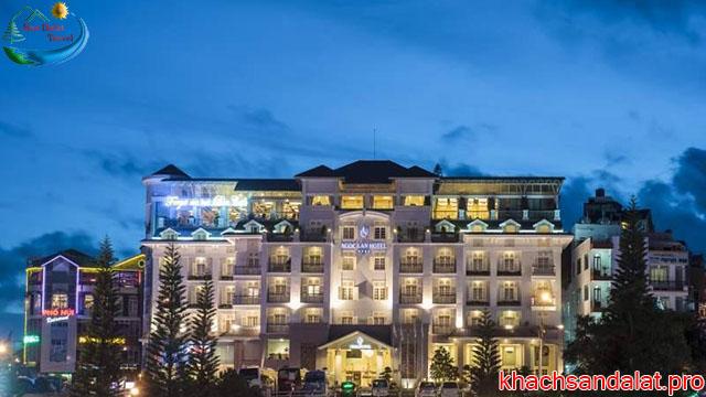những khách sạn view đẹp ở đà lạt