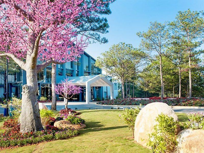 top khách sạn view đẹp ở đà lạt