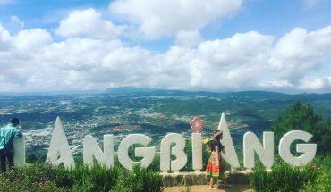 tour tham quan langbiang 1 ngày