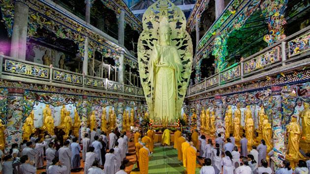 11 kỷ lục của chùa linh phước đà lạt