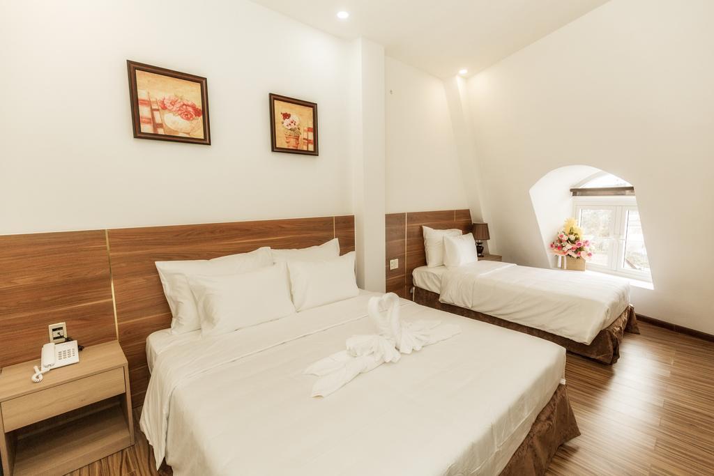 các loại phòng khách sạn President Đà Lạt