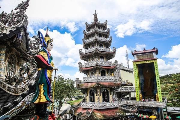 chùa linh phước