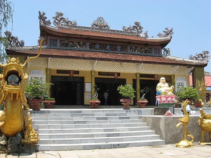 Kiến trúc chùa linh ẩn Đà Lạt