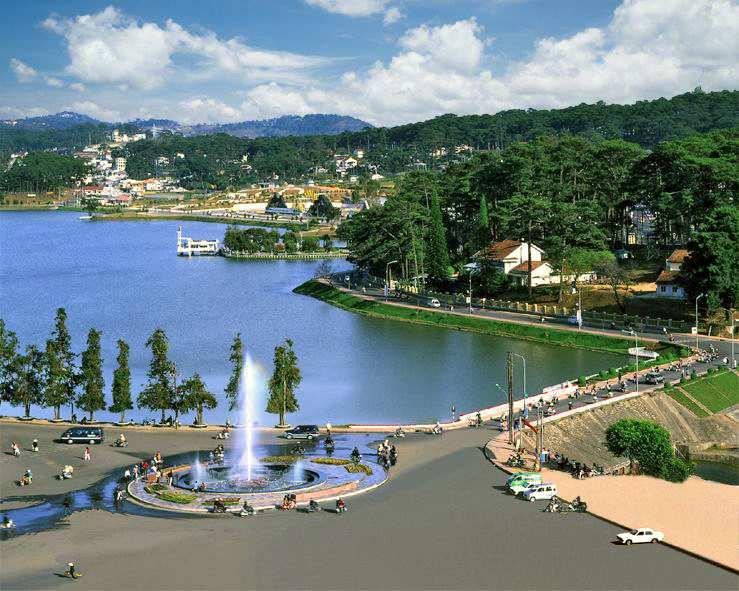 lịch sử hình thành hồ xuân hương đà lạt