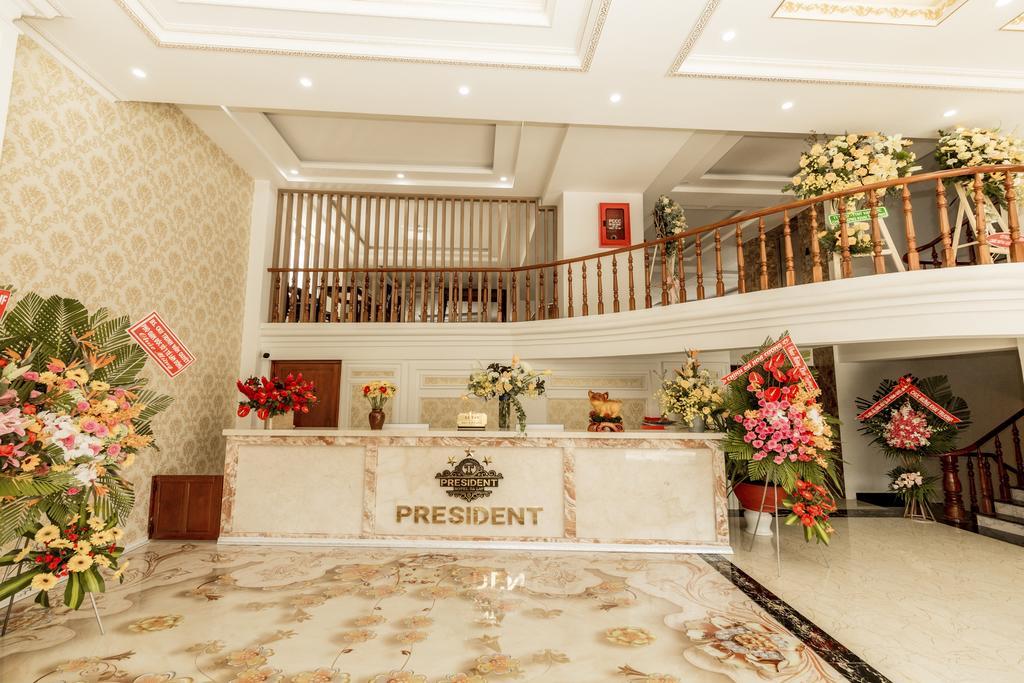 president đà lạt