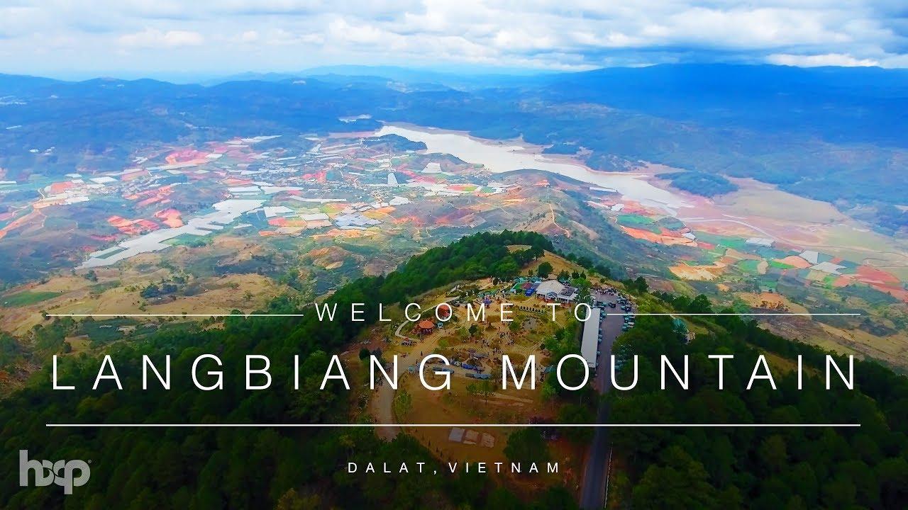 núi langbiang ở đâu