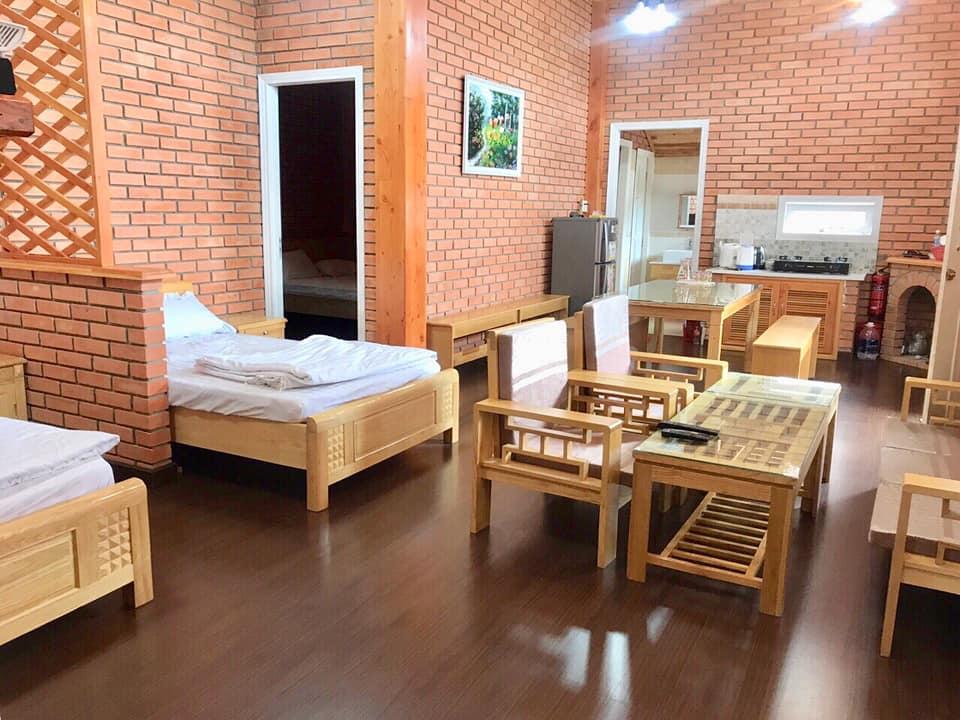 villa eco house đà lạt