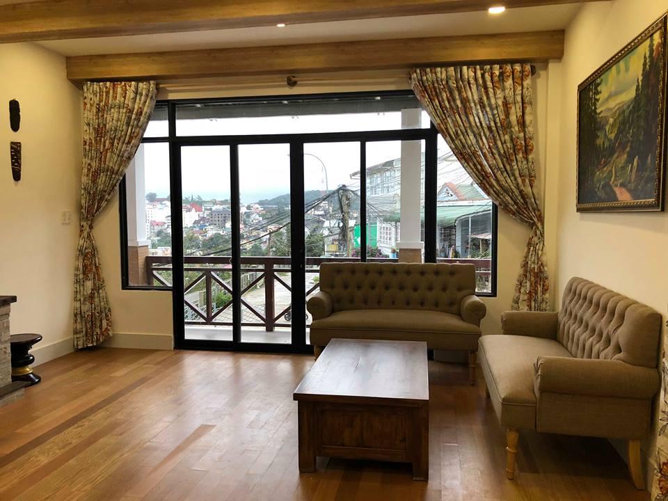 villa Hillside Đà Lạt