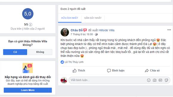 review villa bắc âu đà lạt