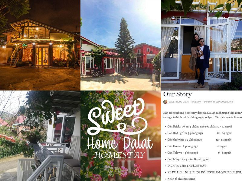 Sweet home Dalat homestay