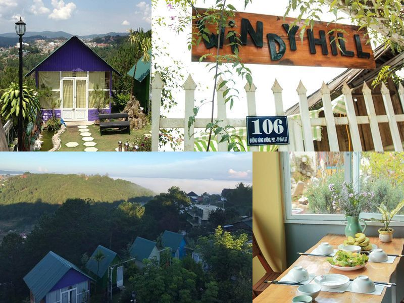 Windy Hill Coffee & homestay Đà Lạt
