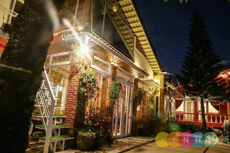 Ngôi nhà ngọt homestay Đà Lạt