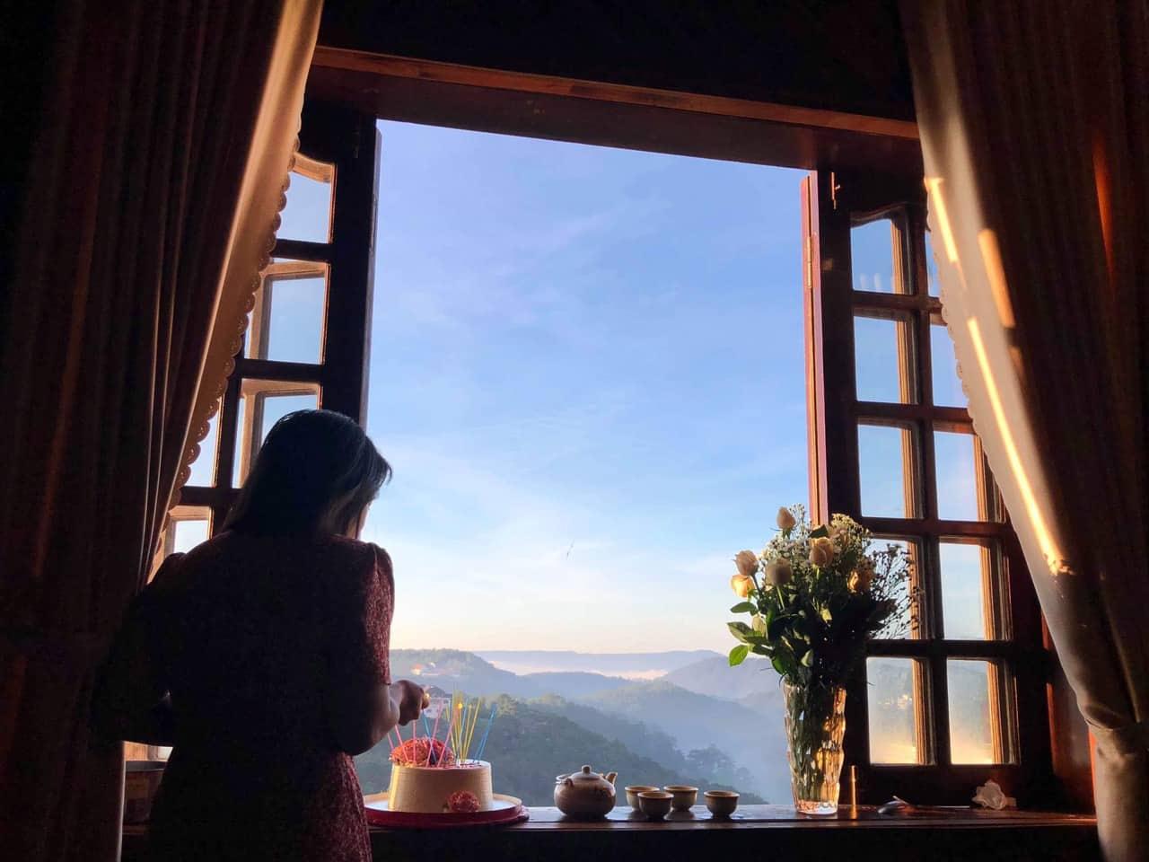 homestay view đẹp