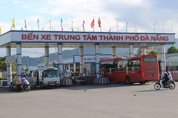 Bến xe Phương Trang Đà Nẵng