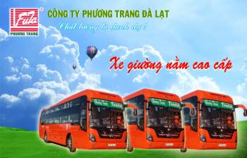 Bến xe Phương Trang Đà Lạt