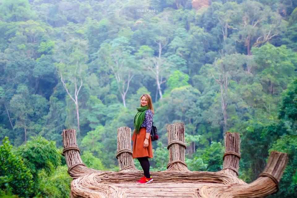 địa chỉ Hoa Sơn Điền Trang
