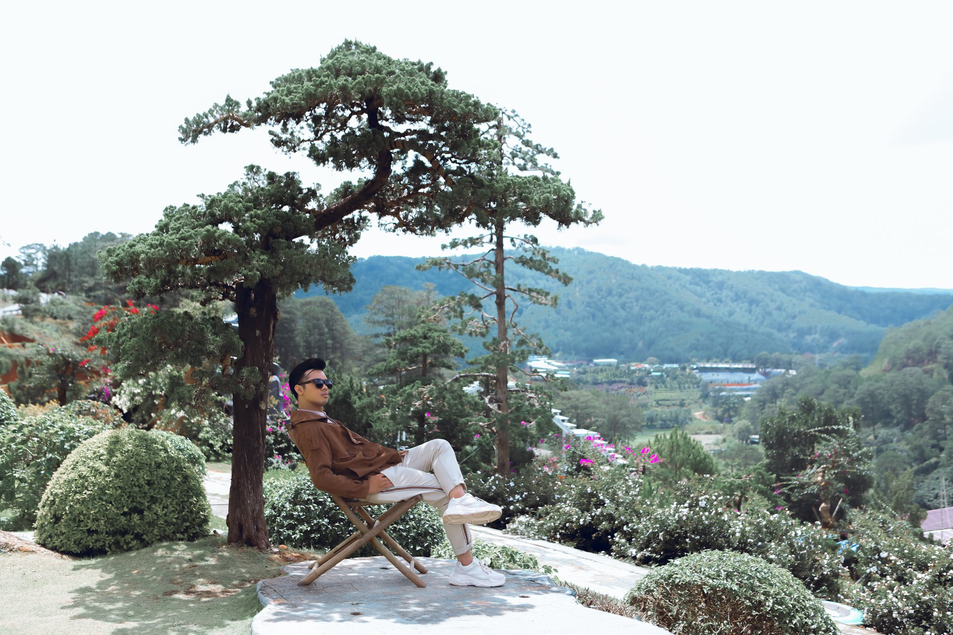 Hình ảnh về Que garden Đà Lạt