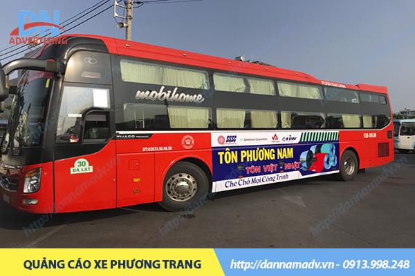 Xe Phương Trang Đà Lạt đi Sài Gòn