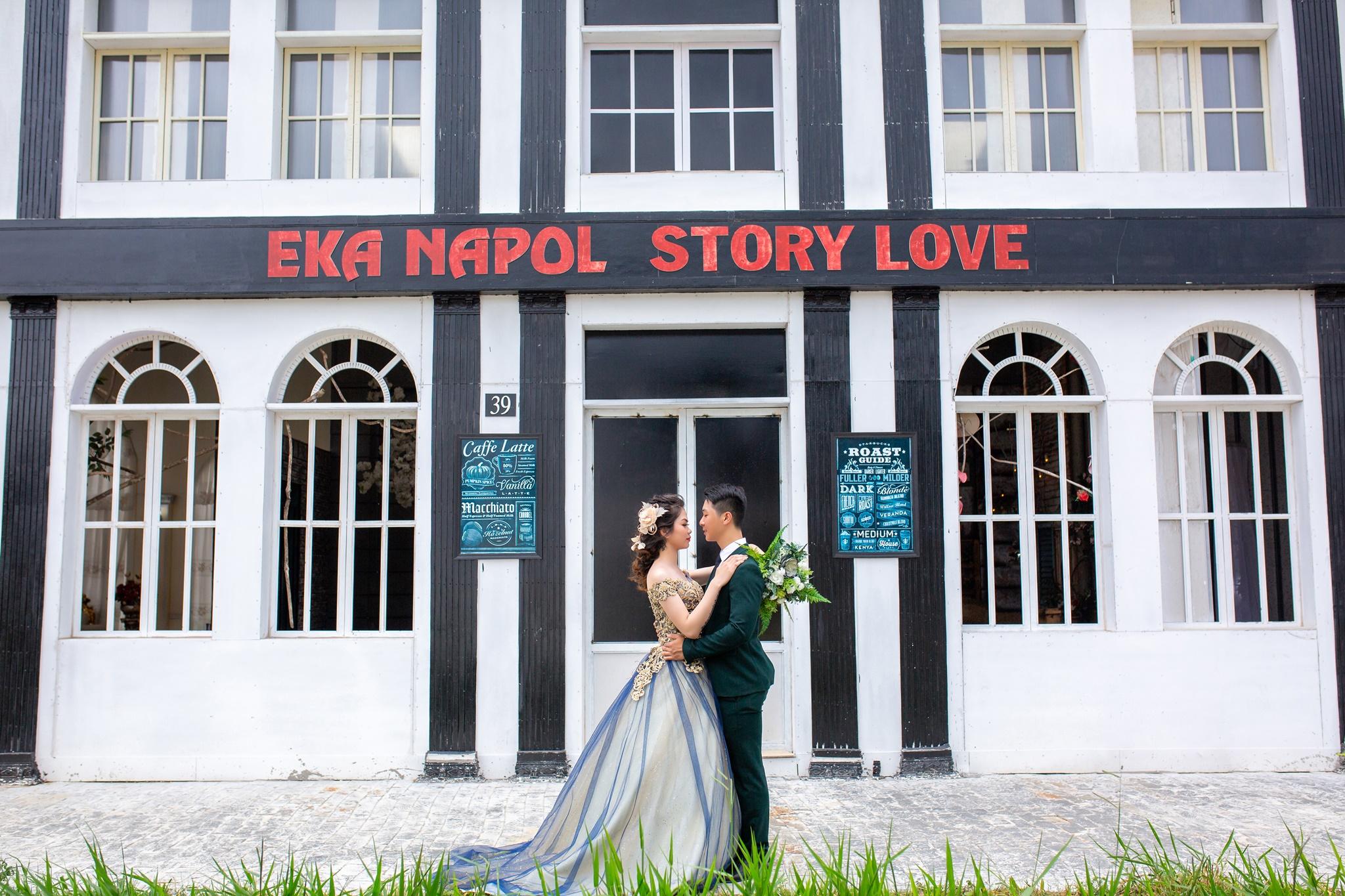 Bản đố phim trường Story Love