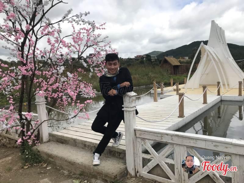 phim trường Story Love Đà Lạt