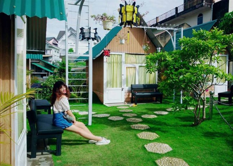 địa điểm check in Đà Lạt