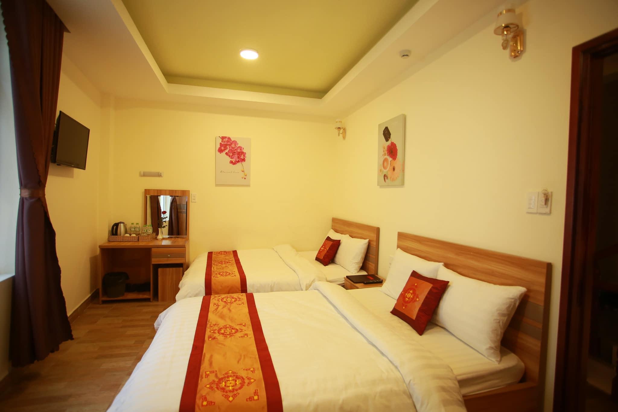 Vanilla hotel Đà Lạt