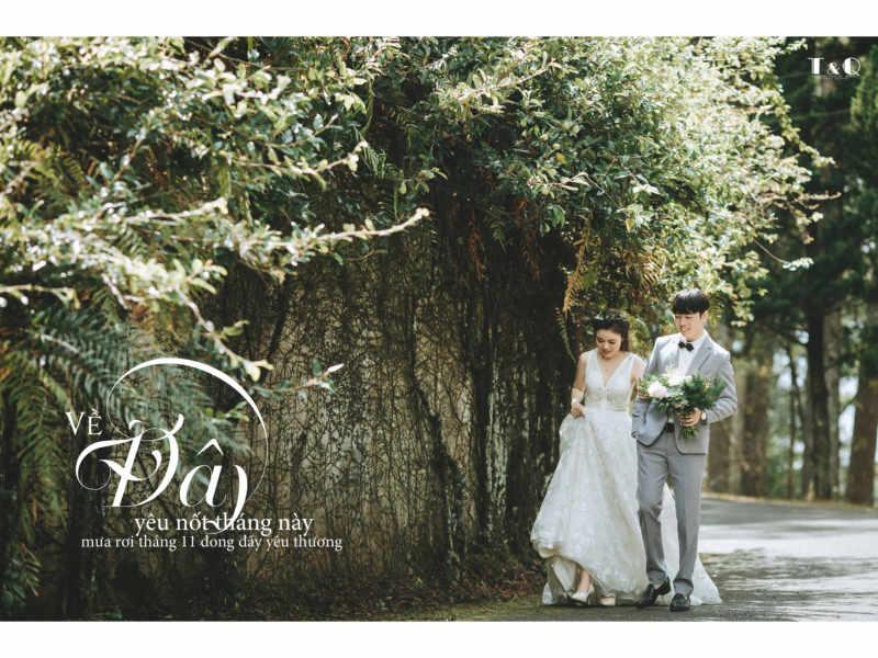 Áo cưới T & Q Đà Lạt