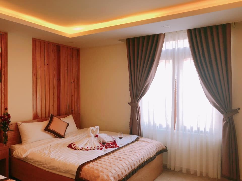 Địa chỉ khách sạn Minh Long Đà Lạt