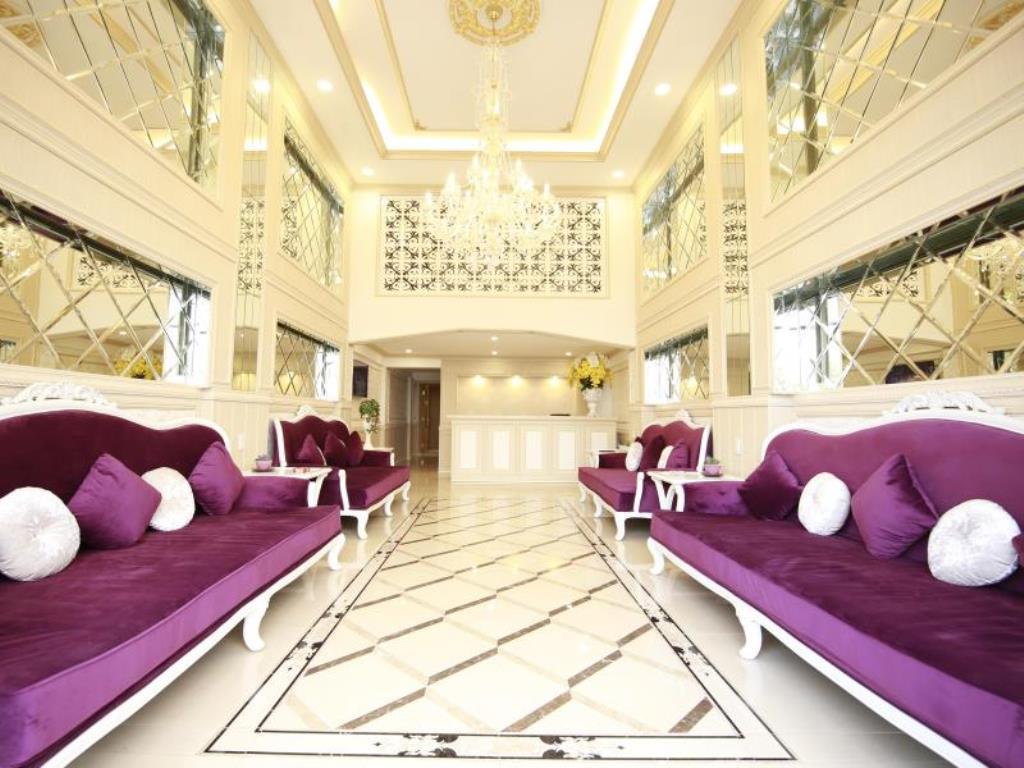Kim Hoa hotel Đà Lạt