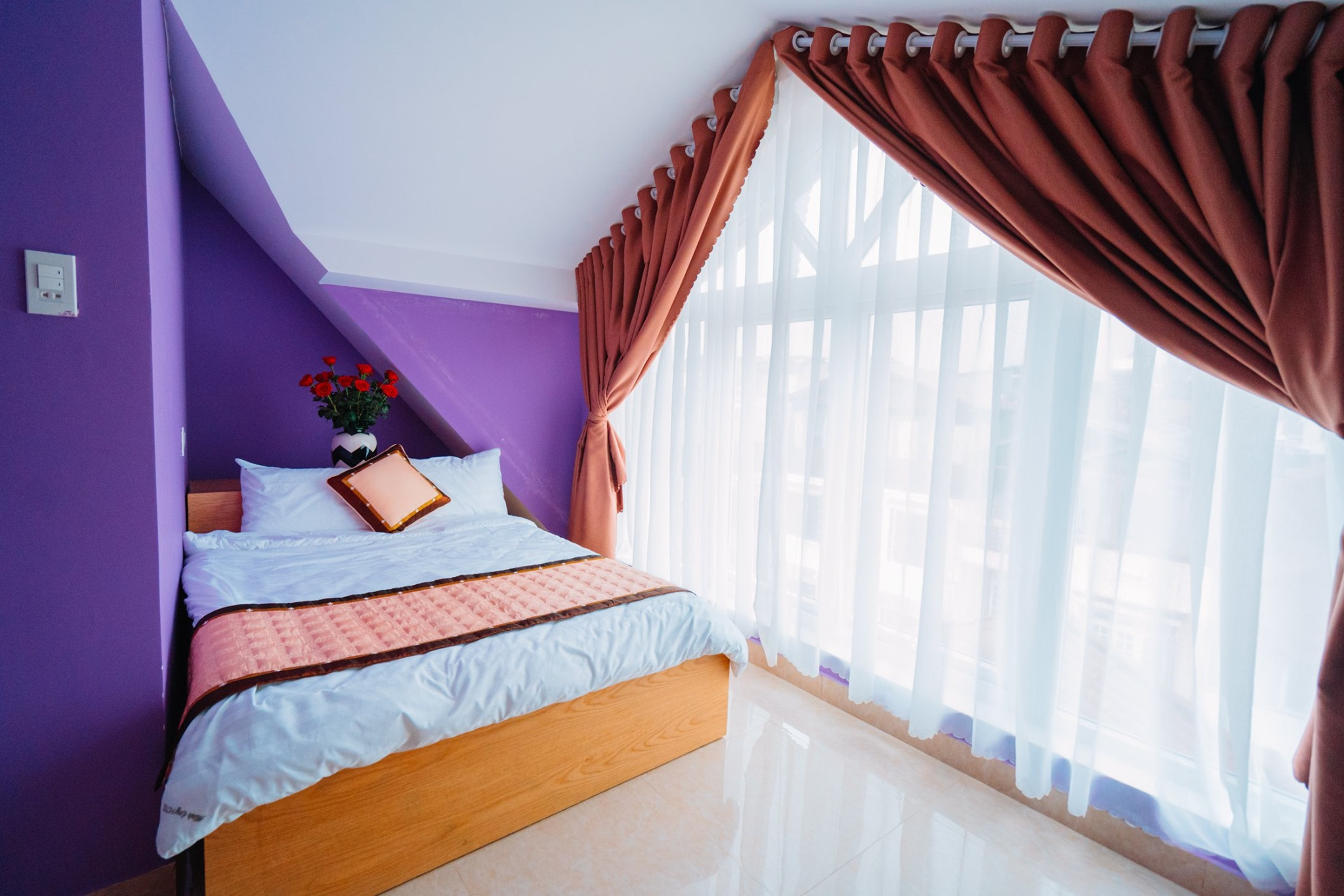 hotel Minh Long Đà Lạt