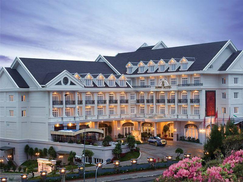 Khách sạn Giá rẻ Đà Lạt