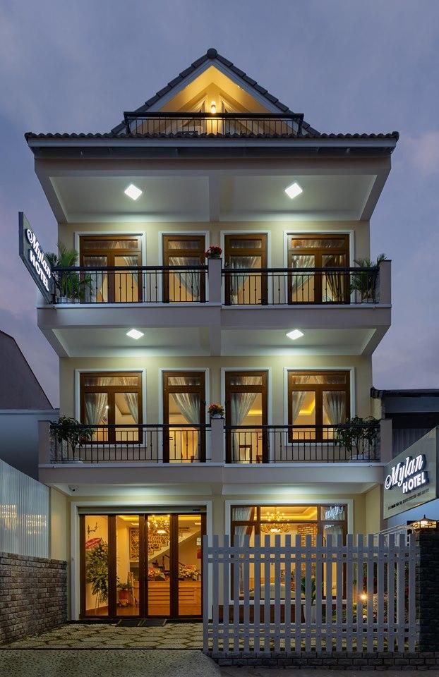 khách sạn Mylan ở Đà Lạt