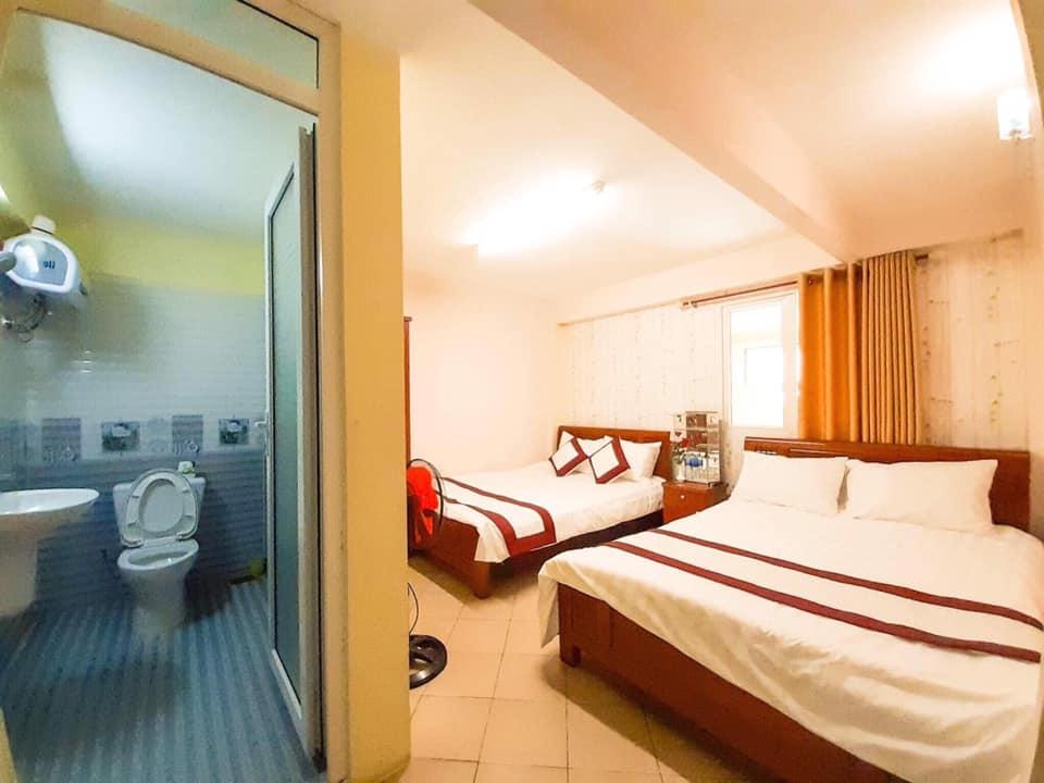 Khách sạn Ngôi Sao Mưa số 6 Lê Quý Đôn phường 5 thành phố Đà Lạt