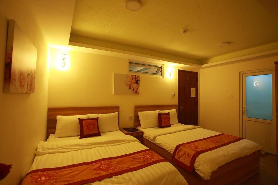 Phòng đôi tại Vanilla Đà Lạt Hotel