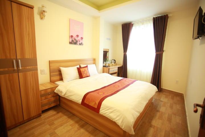 Phòng đơn tại Vanilla Đà Lạt Hotel
