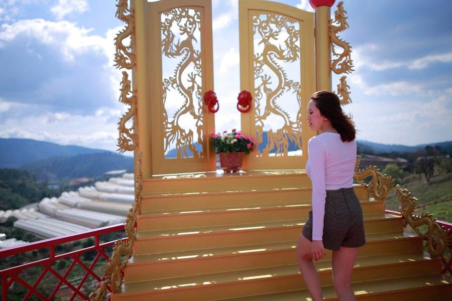 địa chỉ khu du lịch Thiên Quốc Đà Lạt