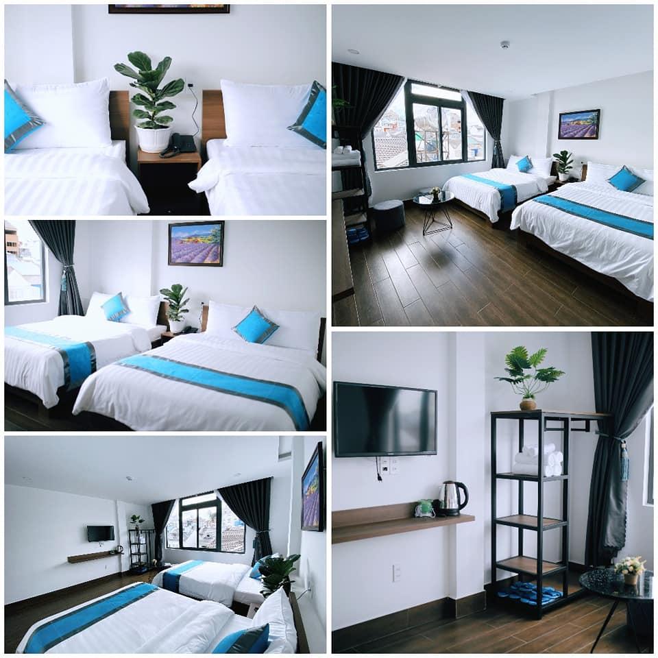 Khách sạn Hà Lê Đà Lạt