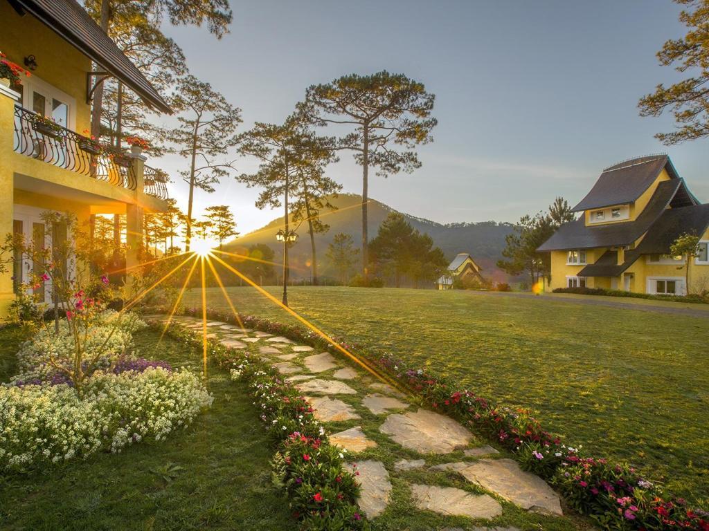 Kinh nghiệm đặt phòng khách sạn Binh An Villa