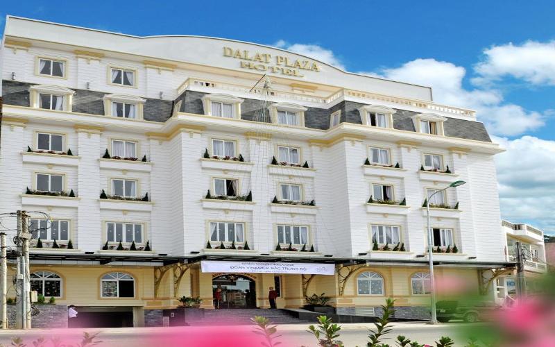 kinh nghiệm đặt phòng khách sạn Đà Lạt view đẹp
