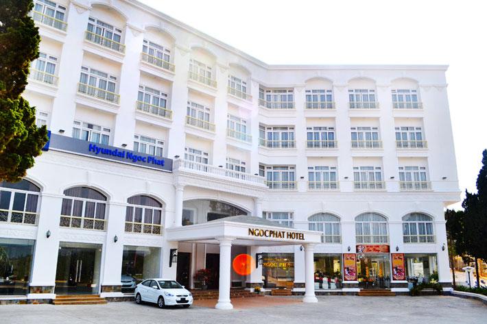 Kinh nghiệm đặt phòng khách sạn gần chợ Đà Lạt