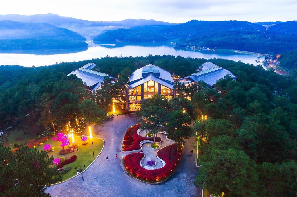 Kinhn nghiệm đặt phòng khách sạn Terracotta hote resort Đà Lạt