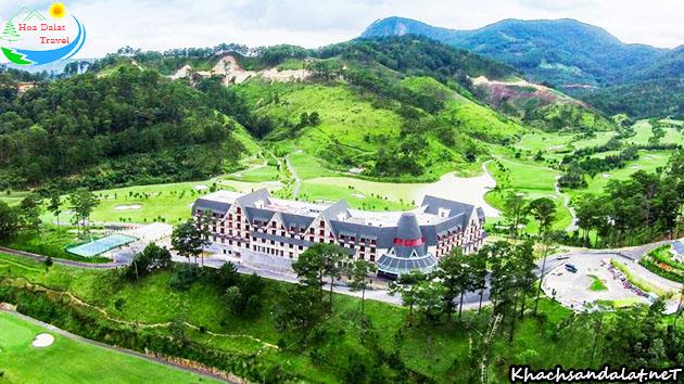 kinh nghiệm đặt phòng khách sạn tại SAM Tuyền Lâm Đà Lạt
