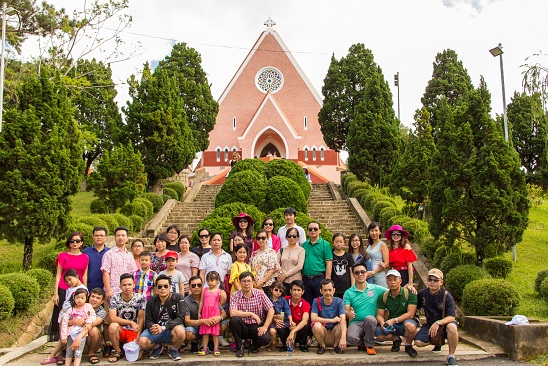 tour Đà Lạt Nha Trang 5 ngày 4 đêm giá rẻ nhất
