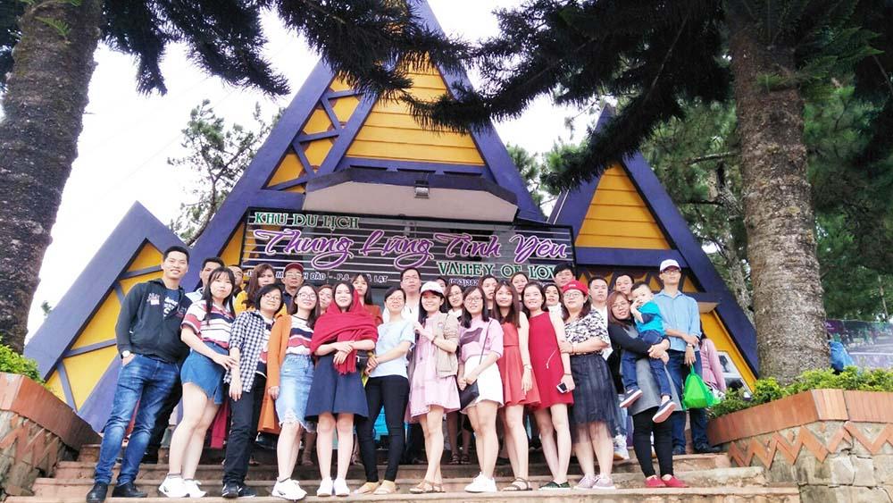 tour Đà Lạt Nha Trang 5 ngày 4 đêm 2020