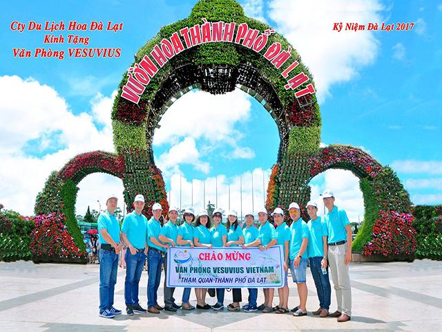 công ty du lịch Hoa Dalat travel