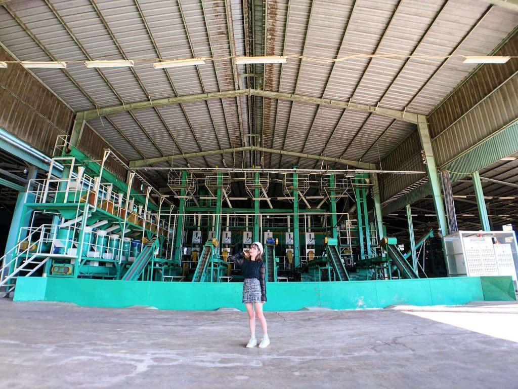 xưởng cà phê lớn nhất Đông Nam Á