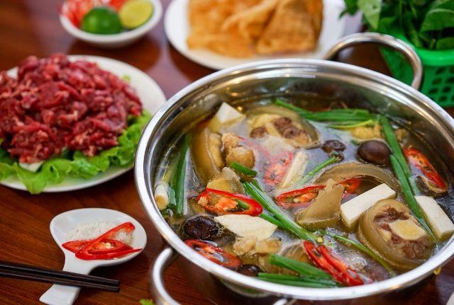 các món ăn trưa ngon Đà Lạt