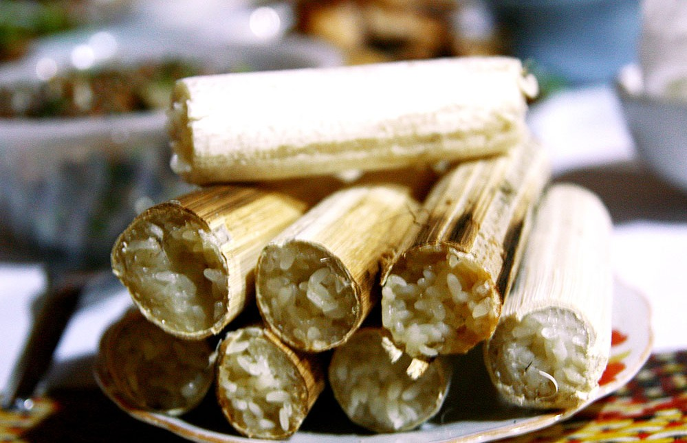 các món ăn trưa ở Đà Lạt
